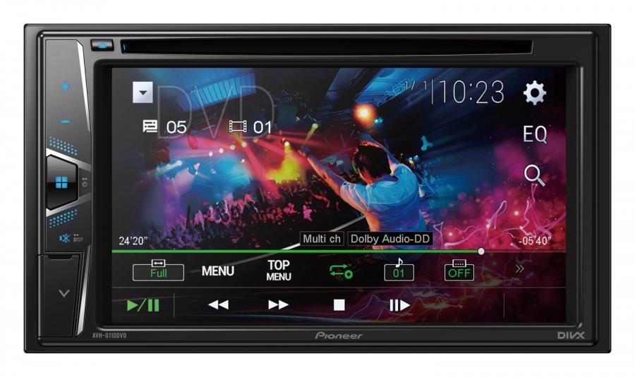 DVD-проигрыватель Pioneer AVH G215BT