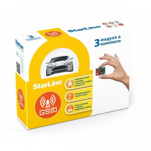 StarLine GSM5+BT Встраиваемый модуль