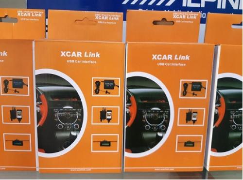 XCAR Link USB интерфейс