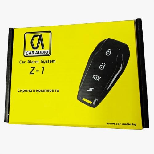 Caraudio Z-1